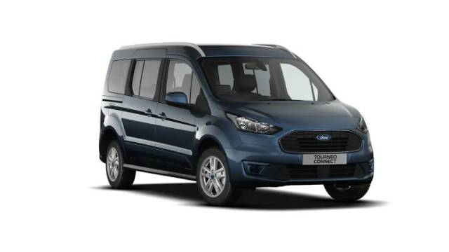 NEW FORD TOURNEO CONNECT Motability Offer