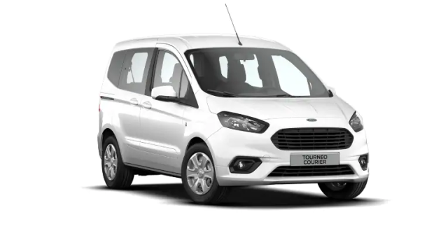NEW FORD TOURNEO COURIER Motability Offer