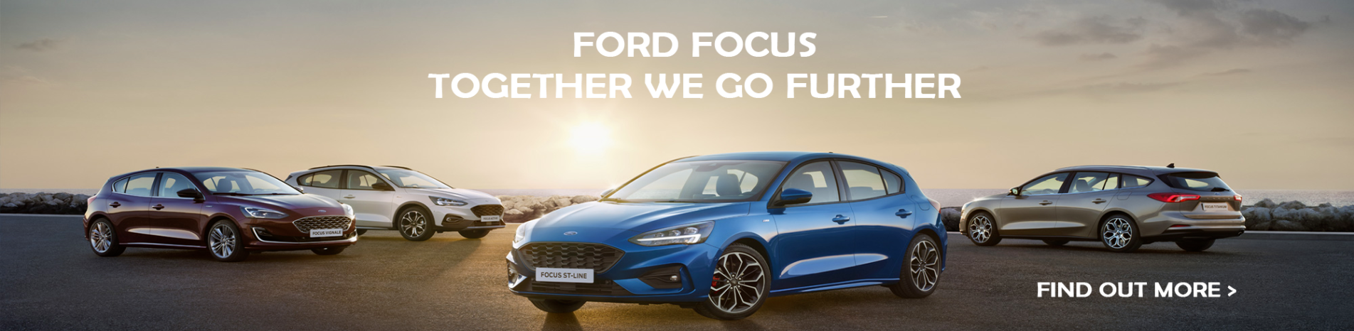 Ford Focus Together we go further