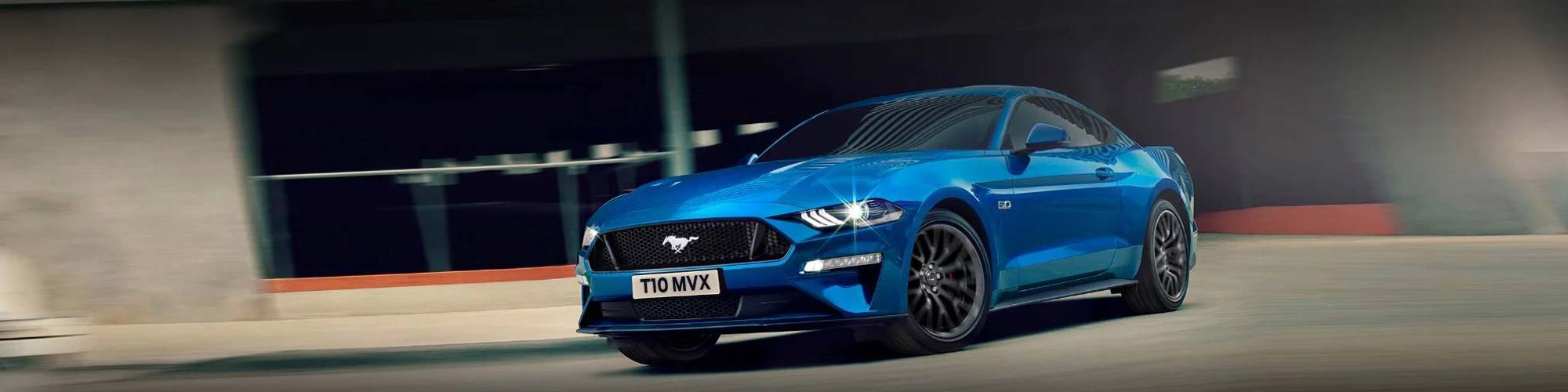 ford mustang Banner