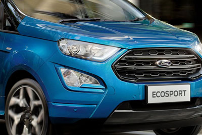 Ford New Ecosport - Touchscreen